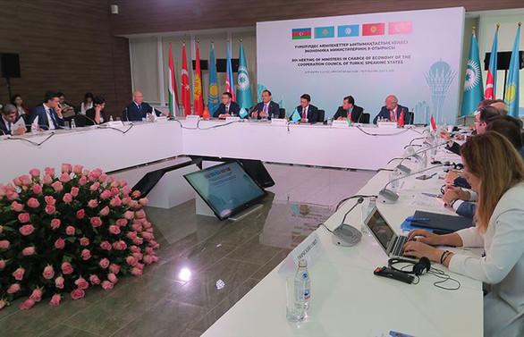 'Türk Konseyi üyeleri arasındaki karşılıklı ticaret hacmi artırılmalı'