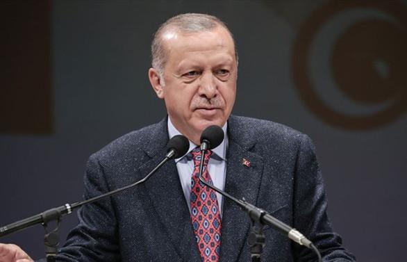 Erdoğan'dan kadın üniversitesi açıklaması