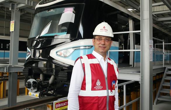 İBB Başkanı Ekrem İmamoğlu: İstanbul'un metroya çok ihtiyacı var
