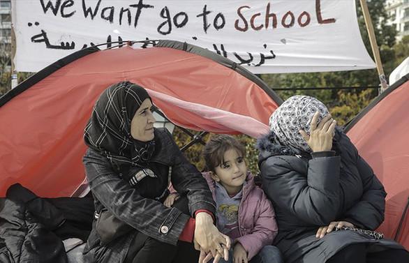 Danimarka sığınmacı kabul etmek için BM'ye başvurdu
