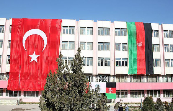Afganistan'daki tüm FETÖ okullarının devir işlemi tamamlandı