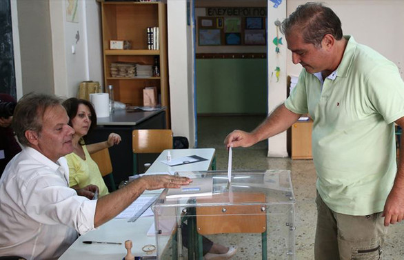 Yunanistan pazar günü genel seçim yapacak