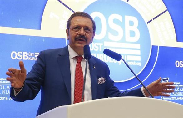 Hisarcıklıoğlu'dan 'kredi destek' açıklaması
