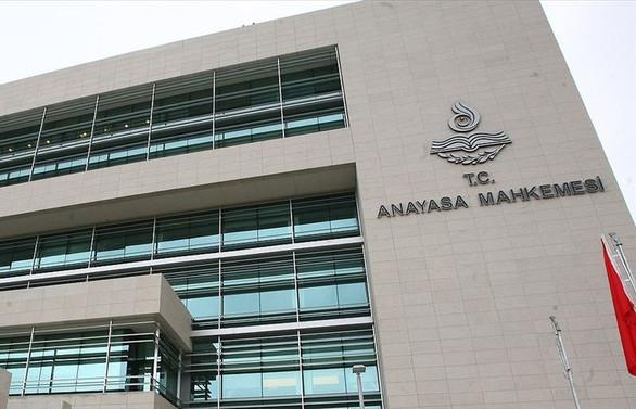 Adalet Bakan Yardımcısı Menteş, Anayasa Mahkemesi üyeliğine seçildi