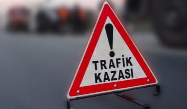 Çatalca'da minibüs devrildi: 23 yaralı