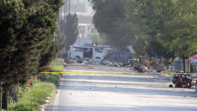 Afganistan'da saldırı: 12 ölü, 49 yaralı