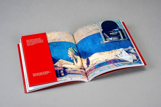 Osman Hamdi Bey'in yaşamöyküsü, Pera Müzesi Küçük Kitaplar'da