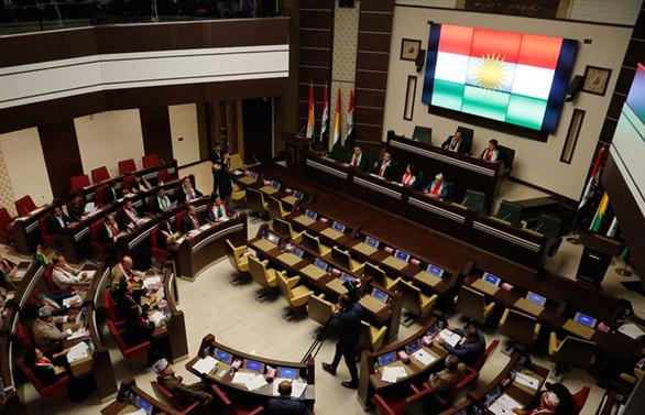 IKBY'de yeni kabine meclisin güvenoyuna sunulacak