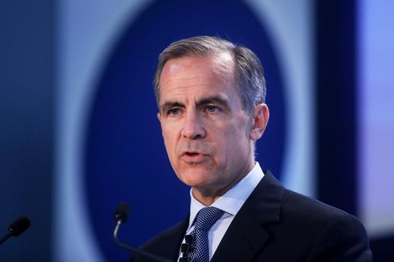 İngiltere Merkez Bankası Başkanı Carney'den anlaşmasız ayrılık uyarısı