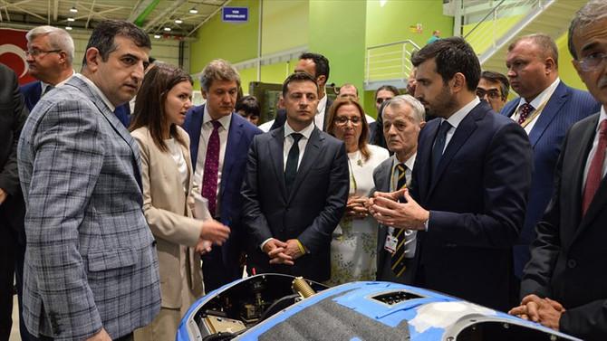 Ukrayna ile ortak savunma şirketi