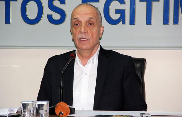 Türk-İş Genel Başkanı Atalay: Bugüne kadar ne ülkemi ne mazlumu ne de işçiyi sattım