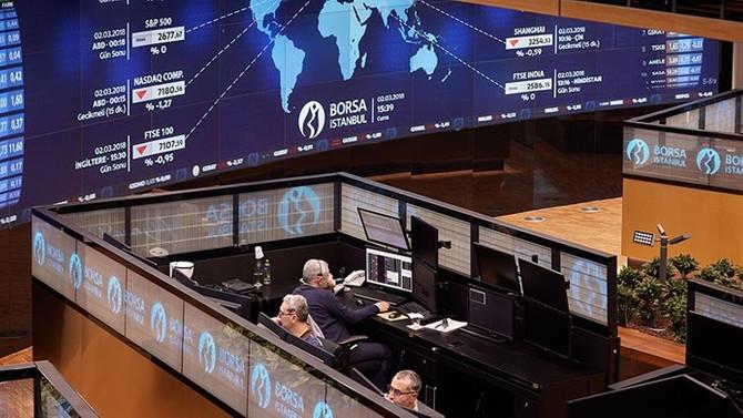 Borsa, güne yüzde 0,64 yükselişle başladı