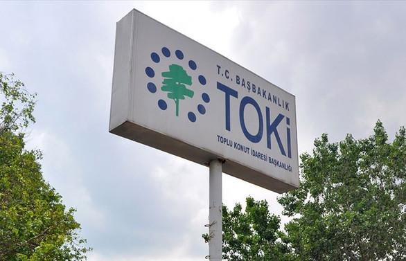 TOKİ'nin AOÇ arazisindeki arsaları satışa çıkardığı iddiası