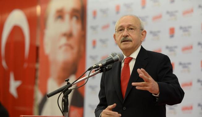 Kılıçdaroğlu: Adalet reformunu getirin Meclis'ten geçirelim