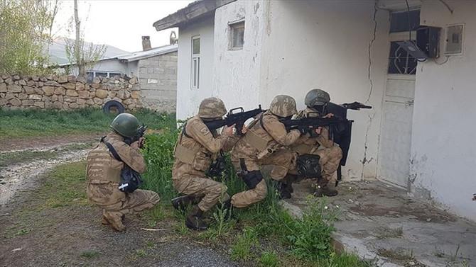29 ilde operasyon: 418 kişi gözaltına alındı