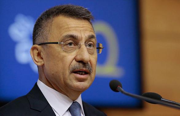 Oktay'dan görevden alınan belediye başkanlarıyla ilgili açıklama