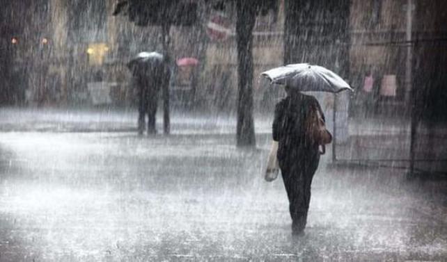 Mersin için kuvvetli yağış uyarısı