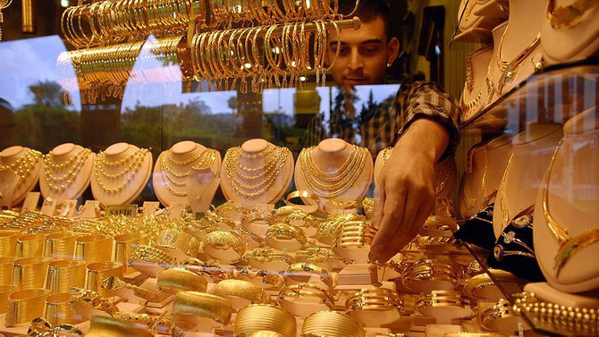 Gram altın 274, çeyrek altın 450 lira