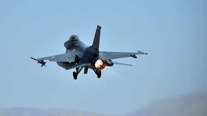 ABD, Tayvan'a 8 milyar dolarlık F-16 satışına onay verdi