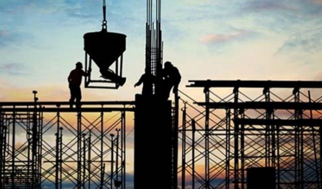 Yapı ruhsatı verilen bina sayısı yüzde 60 düştü