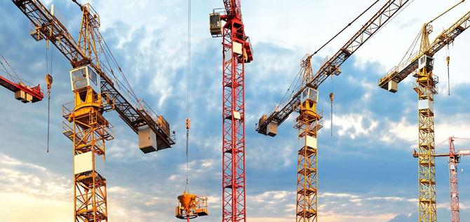 Türk inşaat sektörü dünya ikincisi oldu