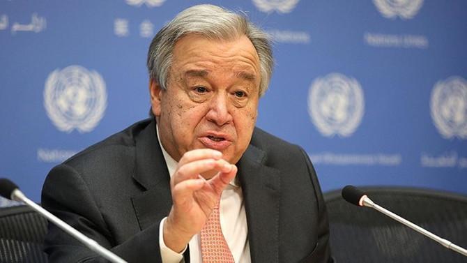 Guterres, Cammu Keşmir için diyalog önerisini yineledi