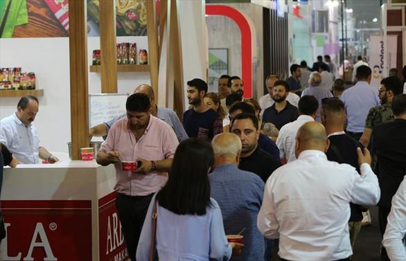 Gıda ve içecek sektörü CNR Food İstanbul Fuarı'nda buluşuyor