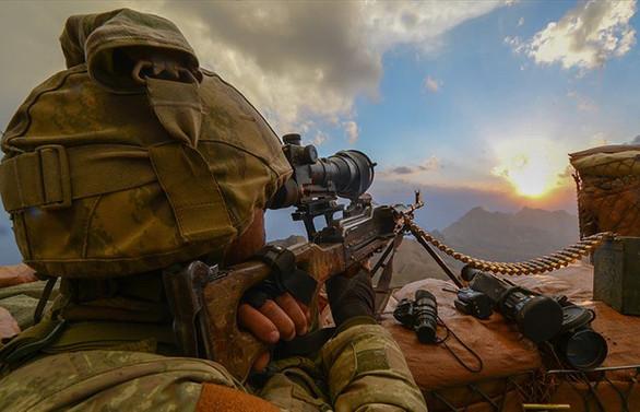 Irak'ın kuzeyinde Pençe-3 Operasyonu başlatıldı