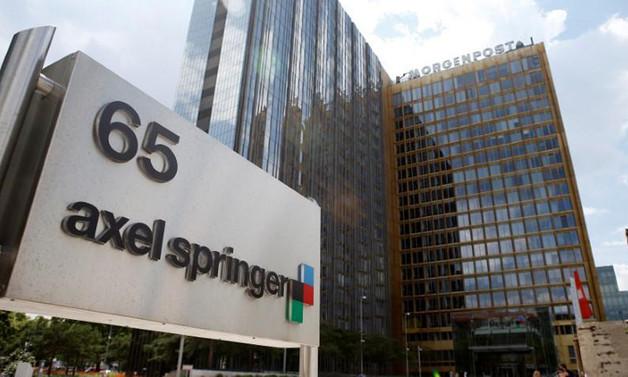 ABD'li yatırımcılar Alman Axel Springer'in yüzde 42,5'ini satın aldı