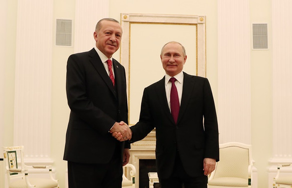 Putin, Türkiye'nin İdlib konusundaki endişelerini anladığını çok defa söyledi