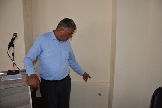 CHP Akçadağ İlçe Başkanı Aslan'a silahlı saldırı