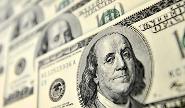 Dolar/TL, 5.83 seviyelerinde