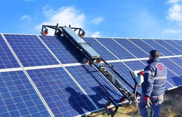 Lisanssız güneş santrallerinde elektrik üretimi arttı