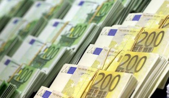 1,3 trilyon euroluk 'transfer'