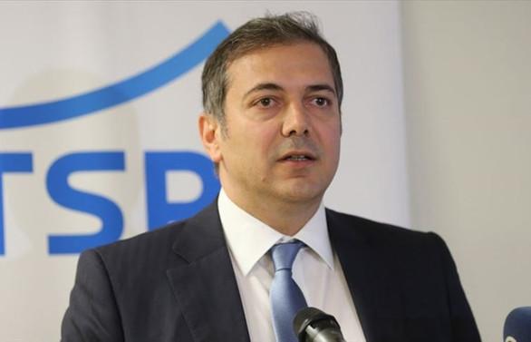 Çetinkaya: Türk Lirası referans faiz oranı TLREF'i oluşturduk