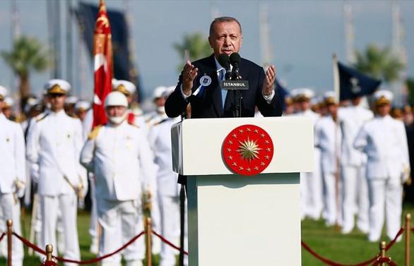 Erdoğan'dan 'güvenli bölge' açıklaması