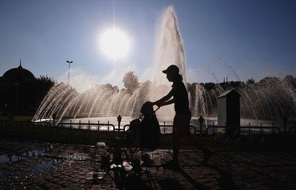 Gelecek hafta İstanbul'da sıcaklık 31 dereceye çıkacak