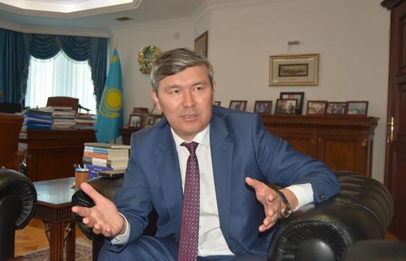 Kazakistan'dan taşımacılığını 60 kat artıracak tarife önerisi