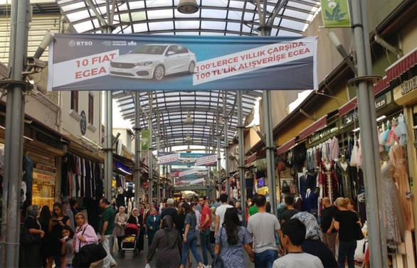 Çarşıda 'Payitaht' coşkusu başladı