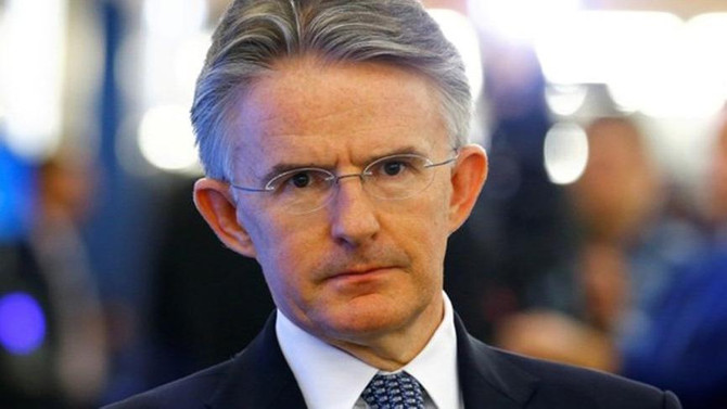 HSBC CEO'su Flint görevi bıraktı