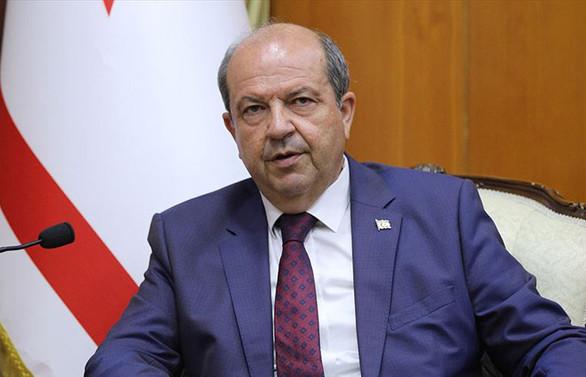 KKTC Başbakanı Tatar: Türk hükümetinin kararlılığı bizim için önemli