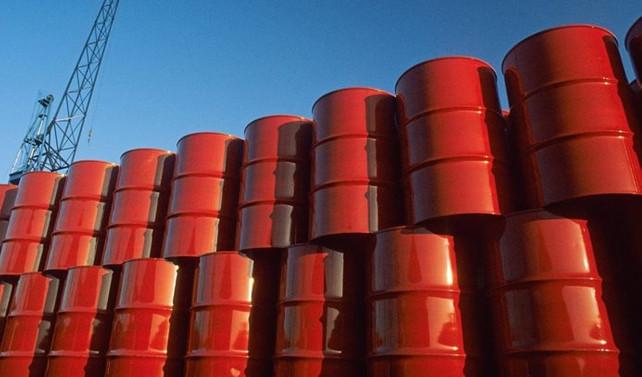 Brent petrolün varili 58,90 dolar