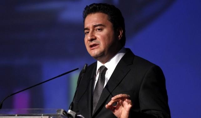 Ali Babacan'dan açıklama