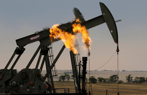 Brent petrolün varili 57,42 dolar