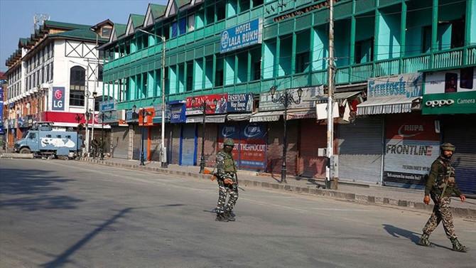 Kureyşi: Hindistan bazı koşulları yerine getirirse Keşmir konusunda diyalog başlar