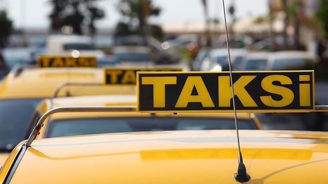 Taksilerde yeni tarife başlıyor