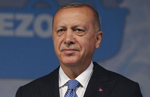 Cumhurbaşkanı Erdoğan'dan adli yıl mesajı