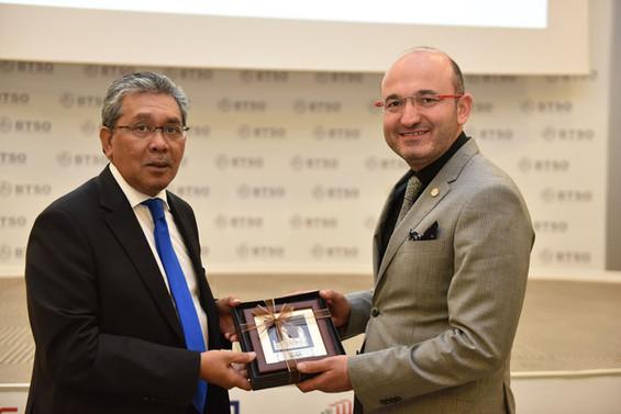 Malezya'dan Bursalı savunma sanayi firmalarına yatırım daveti