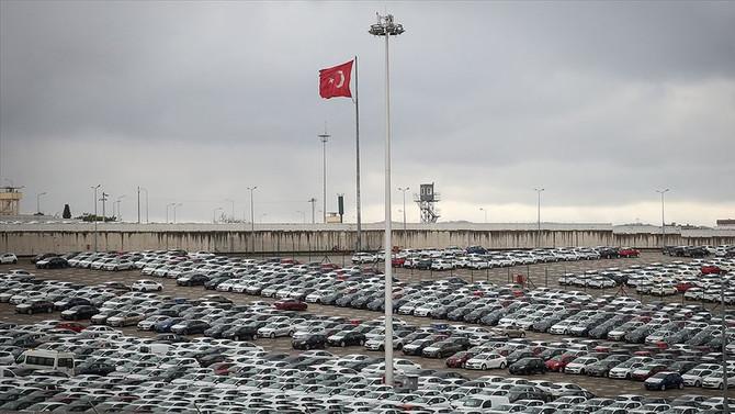 AB ülkelerine otomotiv ihracatı yüzde 10 arttı