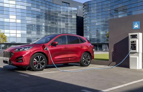 Ford, yeni elektrikli ve hibrit araç modellerini tanıttı